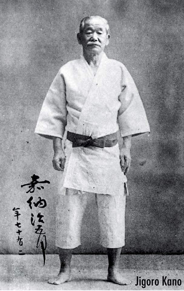 Jigoro Kano Yamato Gym Weesp